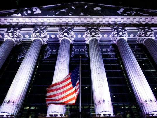 AP FINANCIAL MARKETS WALL STREET F FILE A USA NY