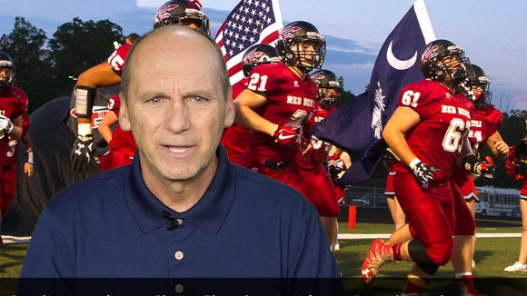 """The lineup includes Greenville-Greer, Hillcrest-Greenwood and Travelers Rest-Eastside in the Week 8Êedition of """"Seven Points with Bob Castello."""""""