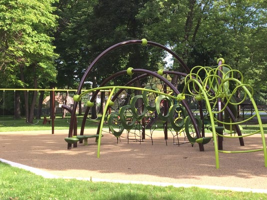 Olde Town Park's New Look