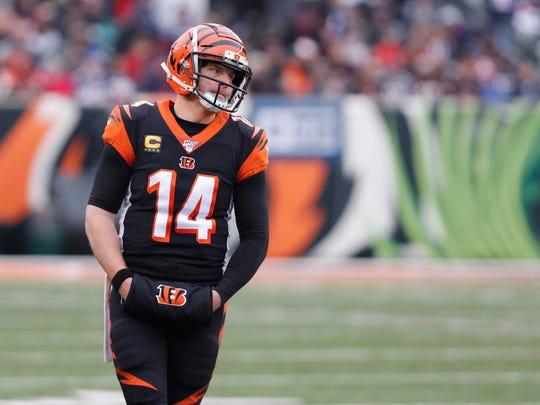 Cincinnati Bengals vs. Cleveland Browns