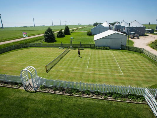 all iowa lawn tennis club