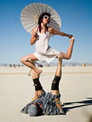 For one week out of the year, a portion of the Black Rock Desert is transformed into a thriving diverse city known as Black Rock City, the home of Burning Man. Without it this year due to COVID-19, local businesses are hurting.
