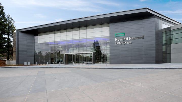 HPE shares jump 6% on Microsoft Azure news