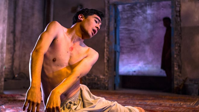 """Troy Iwata is making his off-Broadway debut in """"The Boy Who Danced on Air."""""""