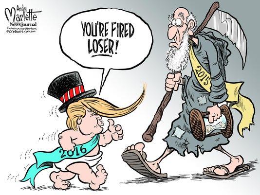 POU 1230 Cartoon