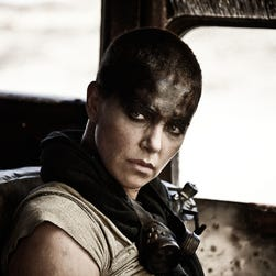 Charlize Theron as Imperator Furiosa in 'Mad Max: Fury Road'