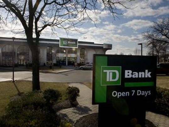 how to get a usa bank account td