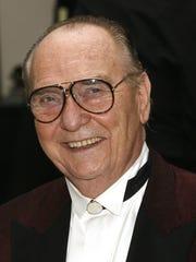 Houston Jim Houston, benefactor and Trustee of Eisenhower