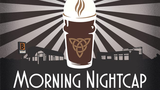 Morning Nightcap will be released at Arcadia Brewing Company's Kalamazoo location at the end of September.