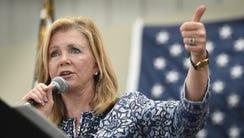 U.S. Rep. Marsha Blackburn will run for the U.S. Senate.