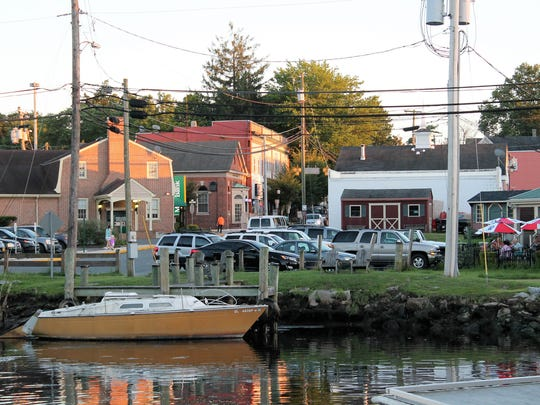One of Milton's draw is its park and the Broadkill River. The town is located about seven miles from the Delaware Bay and the Atlantic Ocean.