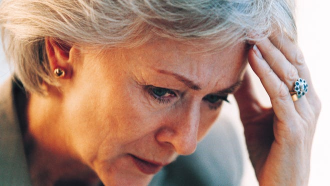 A new study confirms that migraines do tend to get worse before and during menopause.