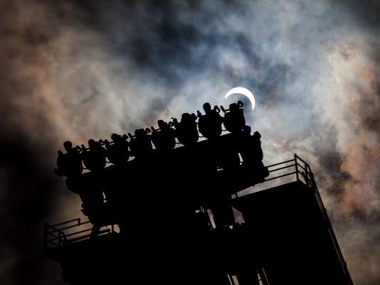 Eclipse coaster