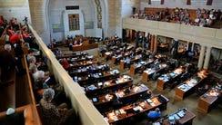 Nebraska abolished the death penalty on Wednesday in