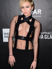Miley Cyrus, was among the activists who challenged Instagram's ban on topless images.