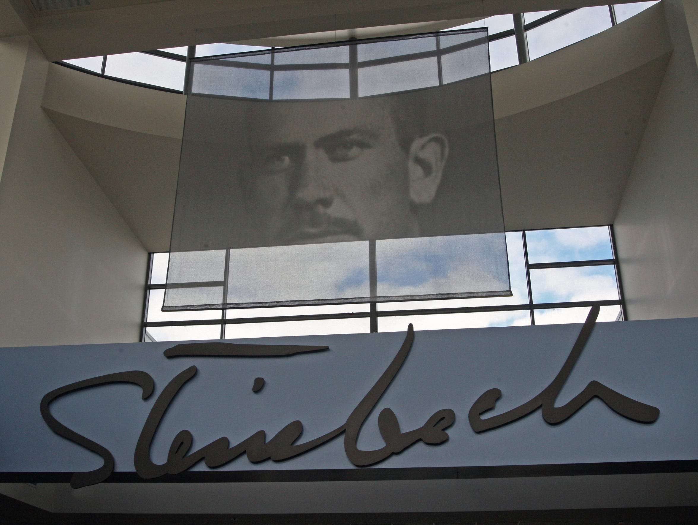 Rotunda of the National Steinbeck Center, One Main