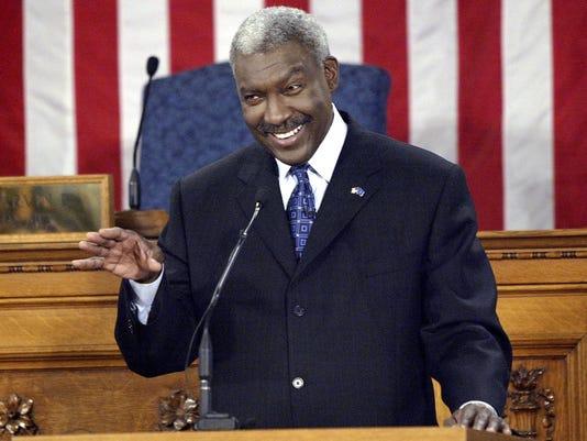 Marvin Pratt - acting mayor & candidate