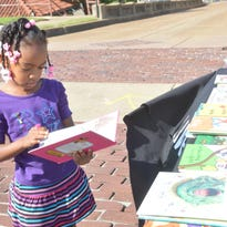 Reading on the Red, which fosters early childhood literacy, is set for 11 a.m. to 1 p.m. Saturday in the downtown Alexandria mini-park.