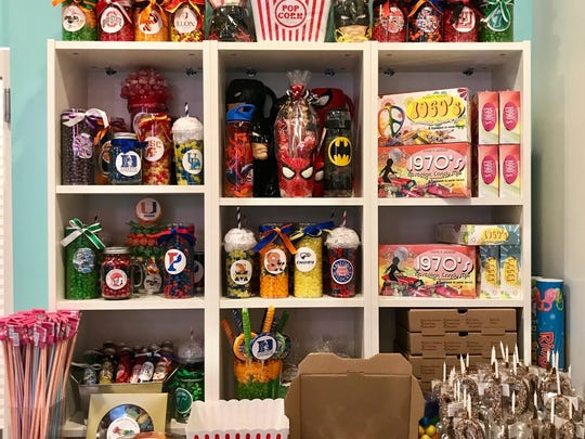 Sugar Hi, a new candy shop and bakery in Armonk offers a wide range of bulk and packaged candy in addition to desserts made in house.