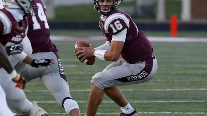 Brady Hess and Columbus Academy are getting ready to face Ready on Friday, Sept. 11, at Fortress Obetz.