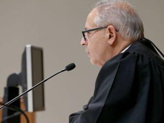 County Court Judge James Piampiano