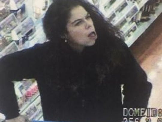 Police are hoping to identify this woman, suspected