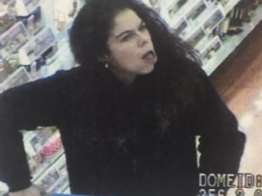 Police are hoping to identify this woman, suspected of theft at the Walmart in Springettsbury Township.