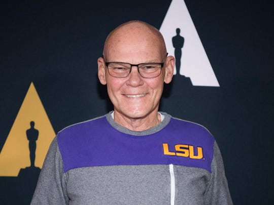 "BEVERLY HILLS, CA - OCTOBER 09: James Carville arrives for the Academy Of Motion Picture Arts And Sciences 25th Anniversary Screening Of ""The War Room""  at Samuel Goldwyn Theater on October 9, 2018 in Beverly Hills, California. (Photo by Morgan Lieberman/Getty Images) ORG XMIT: 775231331 ORIG FILE ID: 1052906700"