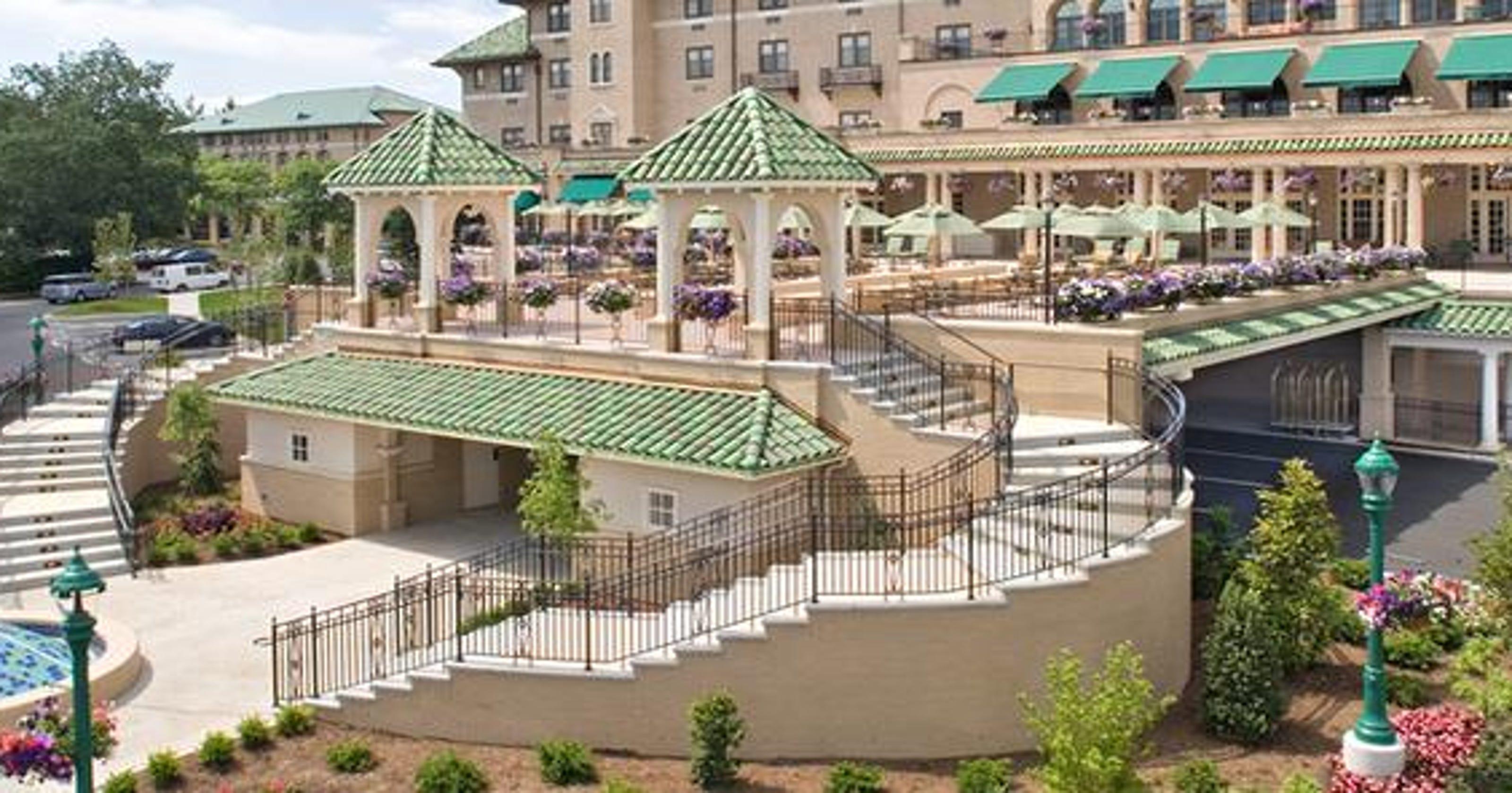 Hersheypark Resorts Cater To Every Taste