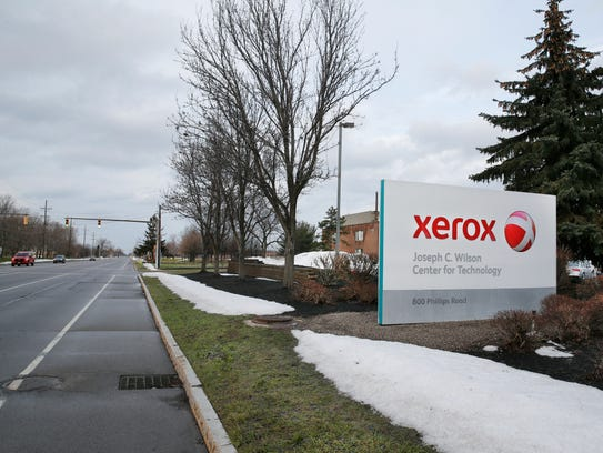 Xerox Webster campus.