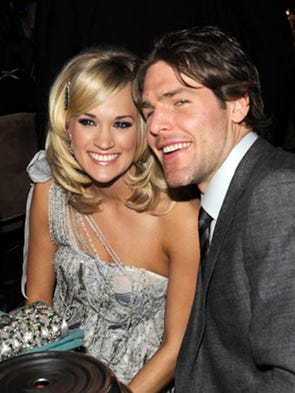 Carrie Underwood and Mike Fisher are attending the