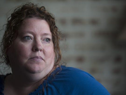 Jennifer Crispaldi of Blackwood suffers frequent fainting