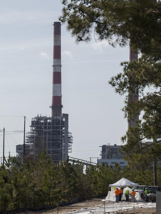 Tropical Weather Coal Ash