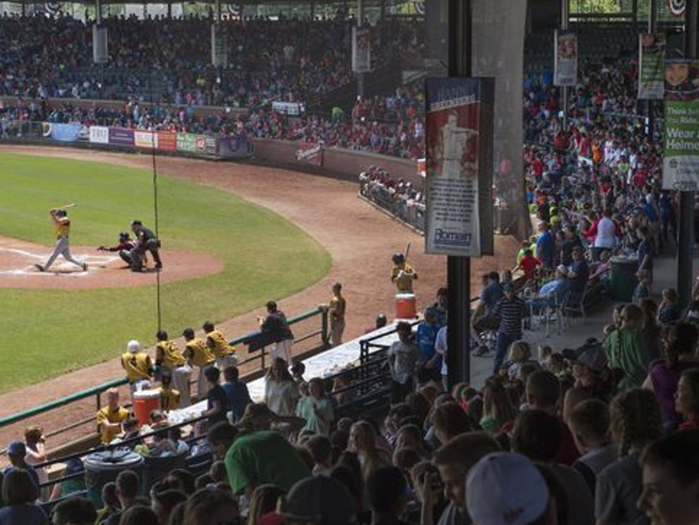 Bosse Field's friendly confines have been around long enough to make it the third-oldest professional park in the country.