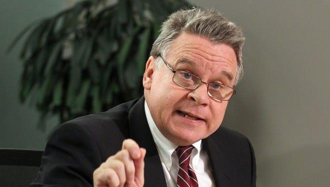 U.S. Rep. Chris Smith, R-N.J., 4th District.