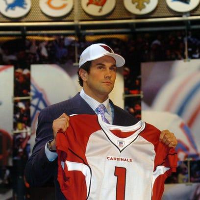 13. Matt Leinart, QB, Cardinals (No. 10, 2006): Party on.