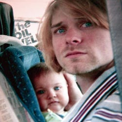On Kurt Cobain's 50th birthday, Frances Bean Cobain remembers her dad