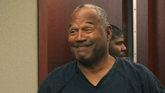 O.J. Simpson is going before a Nevada parole board Thursday.
