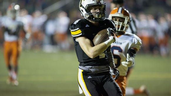 Roman Jenkins and Tuscola defeated Anson County in