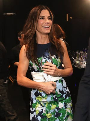 Sandra Bullock was the big winner at the 40th Annual People's Choice Awards.