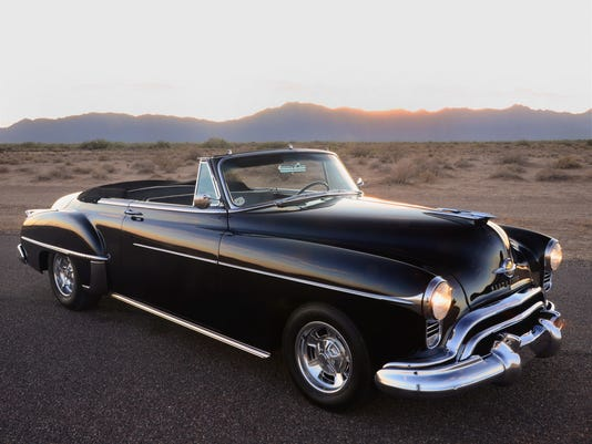 1950 Oldsmobile Rocket