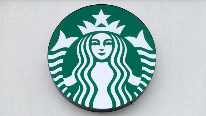 A view of the Starbucks off Route 1 in Rehoboth.