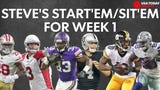 SportsPulse: USA TODAY Sports' fantasy football expert Steve Gardner shares his advice on who should be in your lineup -- and who should stay on the bench -- this weekend.