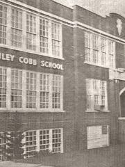 The Bailey Cobb school was used as a segregated elementary