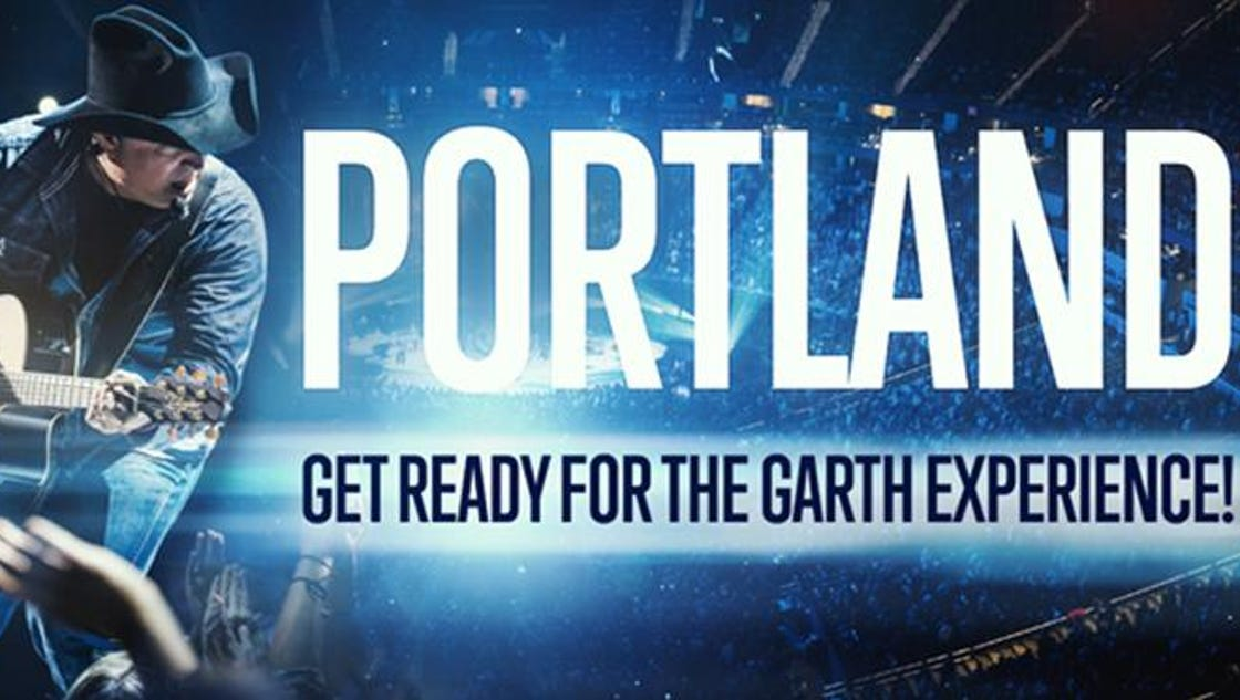 Garth Brooks Ticket Sales Still Climbing For Portland Shows