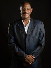 David Burkette, a Montgomery City Councilmen running