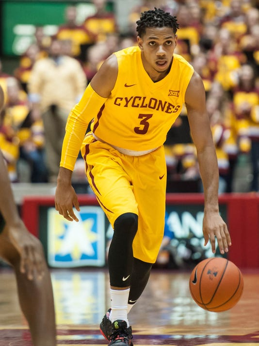 NCAA Basketball: Chicago State at Iowa State