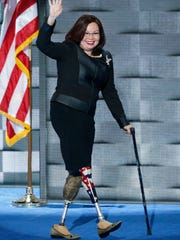 "Bolton's ""appointment to this critical role could be catastrophic for both our national security and the troops who could be put in danger because of the advice he gives to Donald Trump,"" said Sen. Tammy Duckworth, an Illinois Democrat and veteran of the Iraq war."