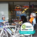 Best U.S. cycling towns: Readers' Choice winners