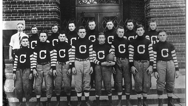 The 1915 Congerville Flyers were a precursor to 1920 team that played in the APFA, which eventually became the NFL.